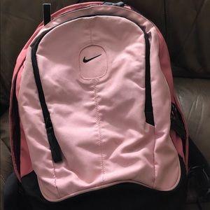 Pink Nike Backpack 🎒